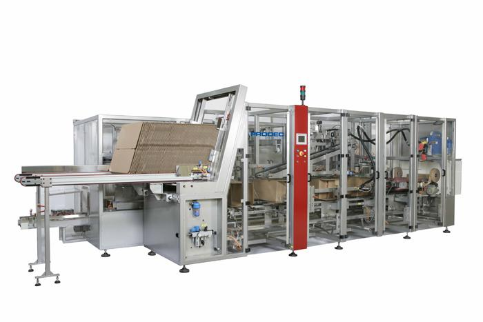 FL-3 Medium/High capacity side loading packer 1